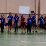 Equipe vencedora Azul